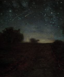 Starry Night | Jean Francois Millet | Oil Painting