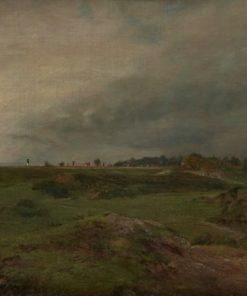 A Road Across Hampstead Heath | John Constable | Oil Painting