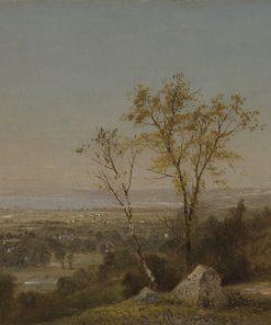Lake Champlain | John Frederick Kensett | Oil Painting