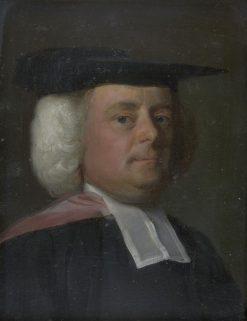 Reverend Samuel Fayerweather | John Singleton Copley | Oil Painting