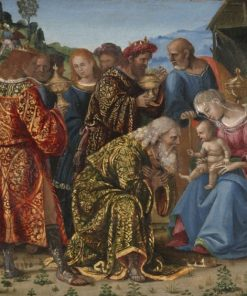 The Adoration of the Magi | Luca Signorelli | Oil Painting