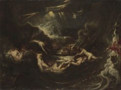 Hero and Leander | Peter Paul Rubens | Oil Painting