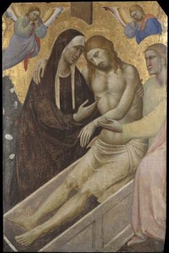 Entombment of Christ | Taddeo Gaddi | Oil Painting