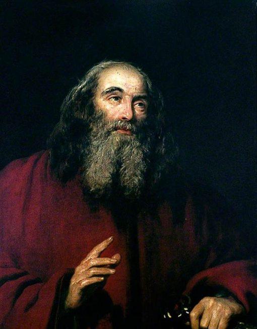 Saint Peter | John Jackson | Oil Painting