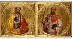 Saint Peter and Saint Paul | Martino di Bartolomeo | Oil Painting