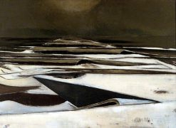 Winter Sea | Paul Nash | Oil Painting