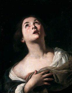 Saint Agatha | Bernardo Cavallino | Oil Painting