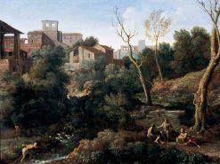 Campagna Landscape | Gaspard Dughet | Oil Painting