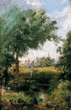 Hob Moor | Henry Moore | Oil Painting