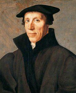 Portrait of a Man | Jan van Scorel | Oil Painting