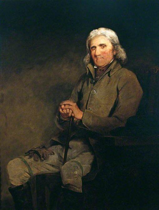 Mr Hopper | John Jackson | Oil Painting