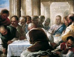 The Last Supper | Luca Giordano | Oil Painting