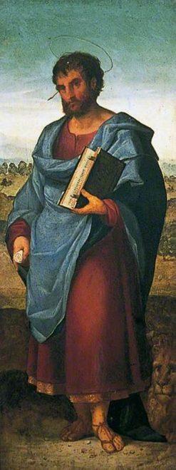 St Mark | Palma il Vecchio | Oil Painting