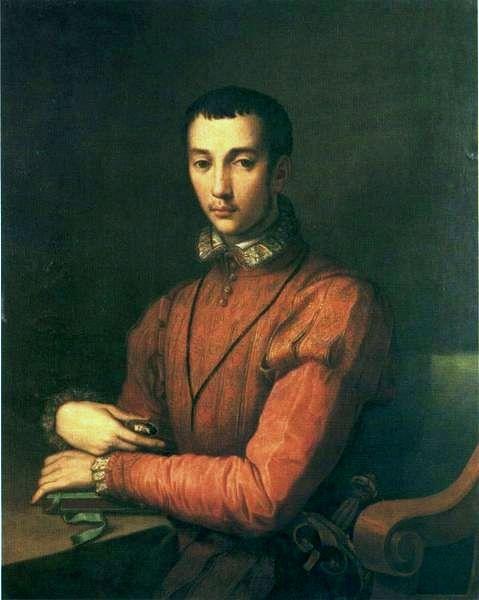 Francesco de' Medici | Alessandro Allori | Oil Painting