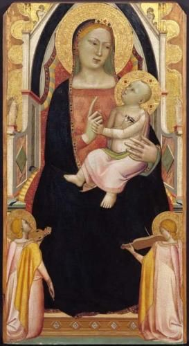 Madonna and Child | Bernardo Daddi | Oil Painting
