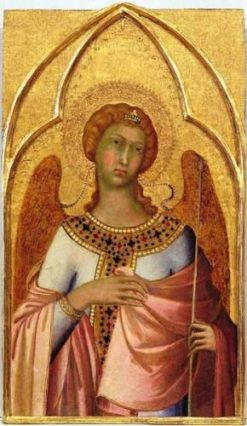 An Angel | Simone Martini | Oil Painting