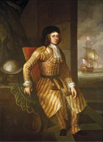 Portrait of John Montague