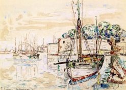 Concarneau | Paul Signac | Oil Painting