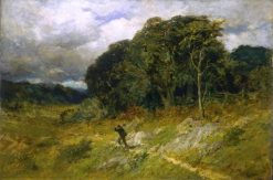 Approaching Storm | Edward Mitchell Bannister | Oil Painting