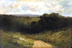 The Road to the Valley | Edward Mitchell Bannister | Oil Painting