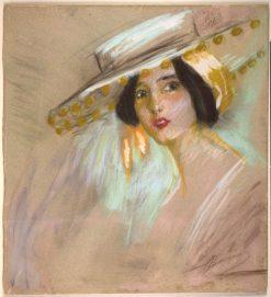 Spanish Fantasy II | Alice Pike Barney | Oil Painting