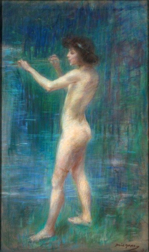 Arcady   Alice Pike Barney   Oil Painting
