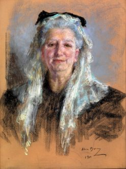 Madame Girard | Alice Pike Barney | Oil Painting