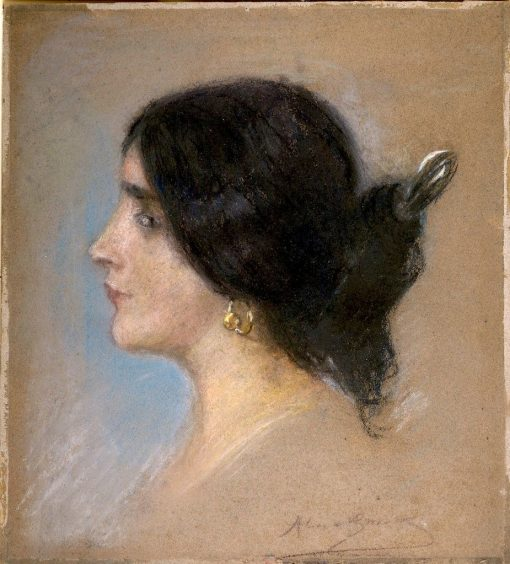 Zingare | Alice Pike Barney | Oil Painting