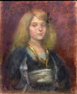 Bertha | Alice Pike Barney | Oil Painting