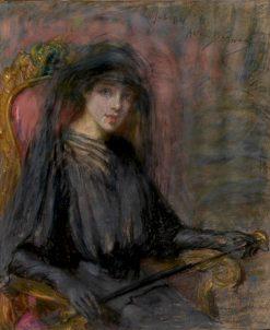Julienne | Alice Pike Barney | Oil Painting