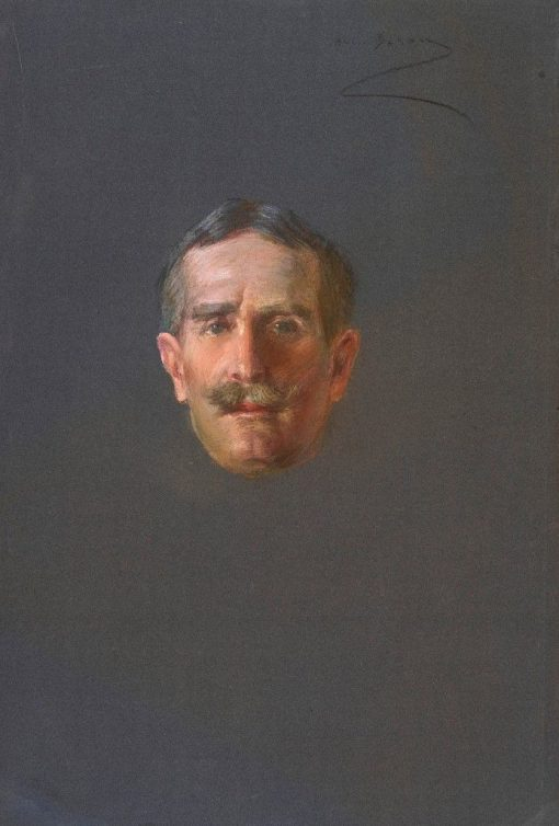 Albert Clifford Barney | Alice Pike Barney | Oil Painting