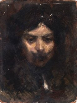 The Musketeer | Alice Pike Barney | Oil Painting