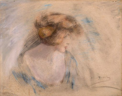 Fantasy | Alice Pike Barney | Oil Painting