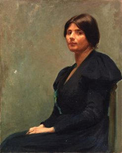 Martha | Alice Pike Barney | Oil Painting