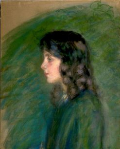 Lucy | Alice Pike Barney | Oil Painting