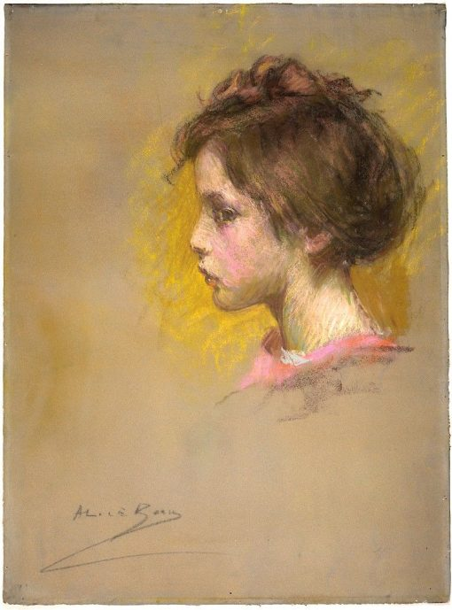 Claudine | Alice Pike Barney | Oil Painting