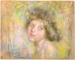 Blossom | Alice Pike Barney | Oil Painting