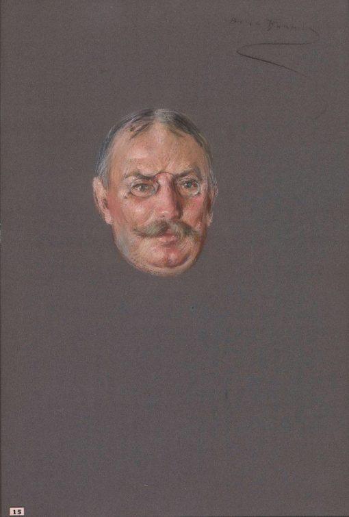 Allan Chesterton | Alice Pike Barney | Oil Painting