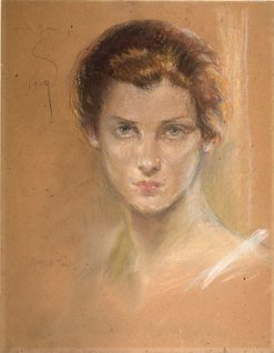 Gloria | Alice Pike Barney | Oil Painting