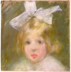 Jane | Alice Pike Barney | Oil Painting