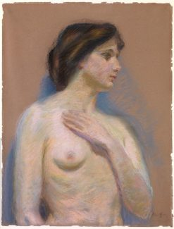 Nude | Alice Pike Barney | Oil Painting
