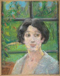 Garden Window | Alice Pike Barney | Oil Painting