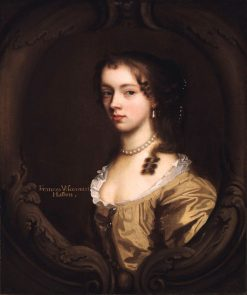 Viscountess Frances Hatton | Mary Beale | Oil Painting