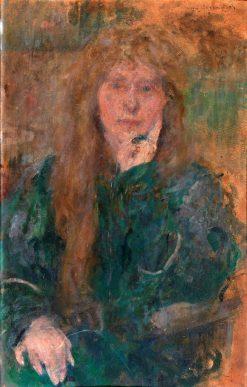 Natalie Barney | Olga Bozna?ska | Oil Painting