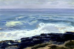Maine Coast (#31) | Howard Russell Butler | Oil Painting