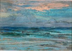 Long Island Coast (#20) | Howard Russell Butler | Oil Painting