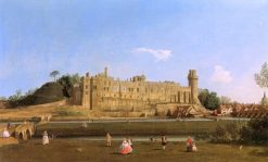Warwick Castle | Canaletto | Oil Painting