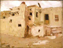 Walpi Pueblo | Eanger Irving Couse | Oil Painting