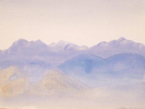 Blue Mist | Arthur B. Davies | Oil Painting