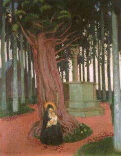 The Virgin of Saint-Gonery | Maurice Denis | Oil Painting